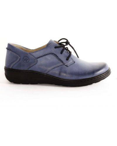 Туфли - синие Helios