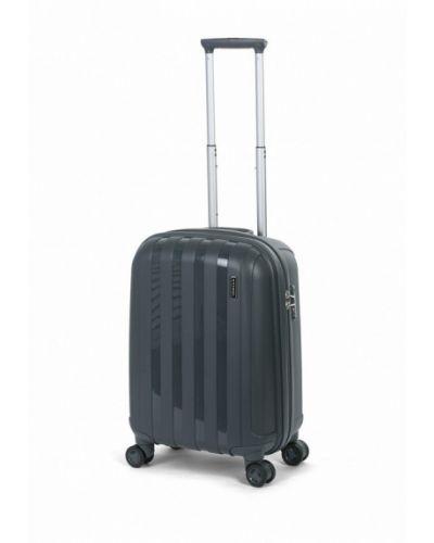 Серый чемодан Baudet