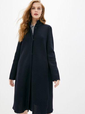 Пальто - синее Emporio Armani