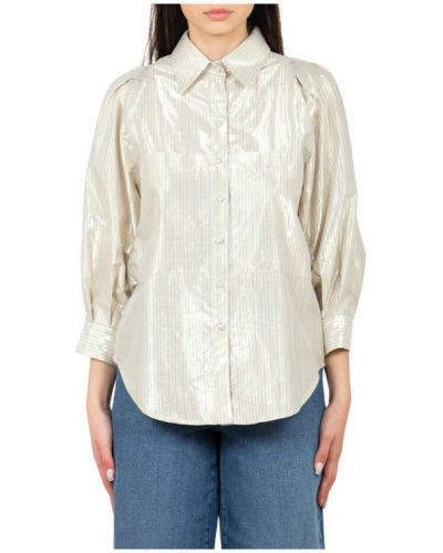 Beżowa koszula Suoli