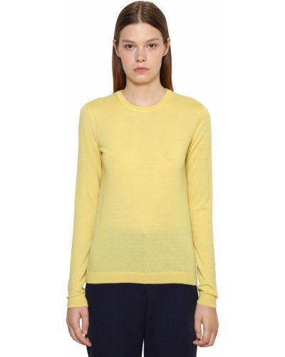 Кашемировый свитер - желтый Ralph Lauren Collection
