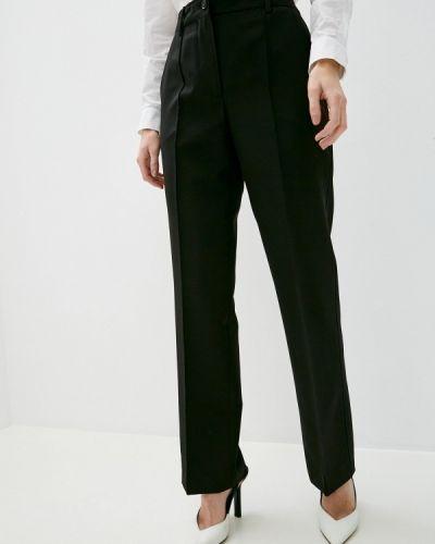 Черные классические брюки Trussardi