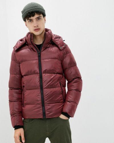Утепленная красная куртка Chromosome