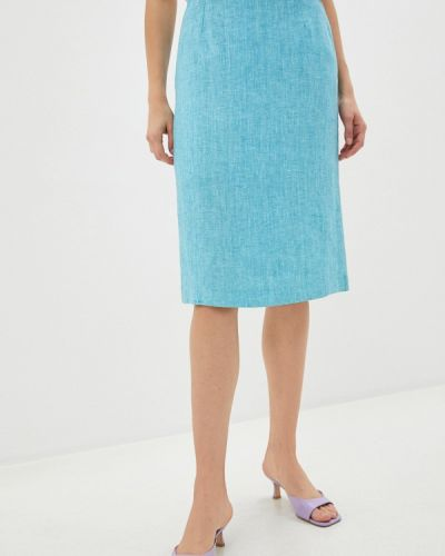Прямая юбка карандаш Trussardi Collection
