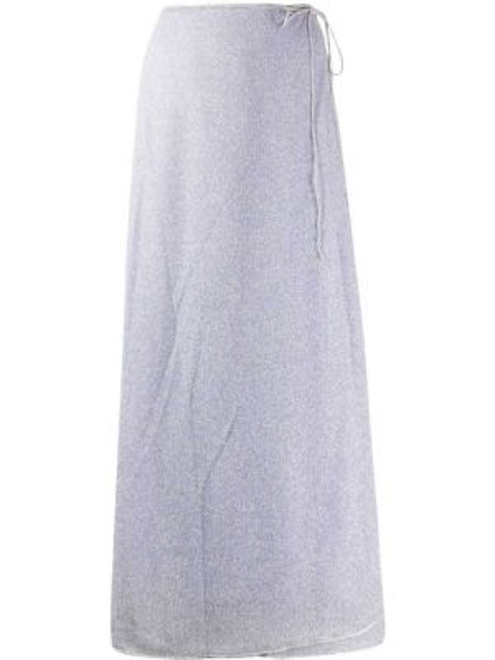 Ажурная юбка макси Oseree