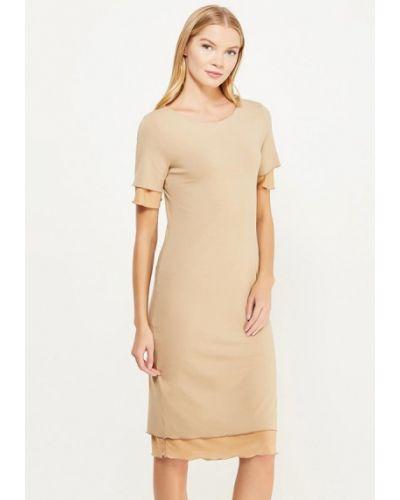 Платье бежевое Lavlan