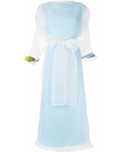 Платье миди Pose Arazzi