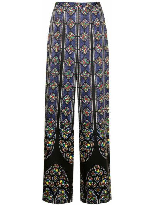 Spodnie z printem Enfold