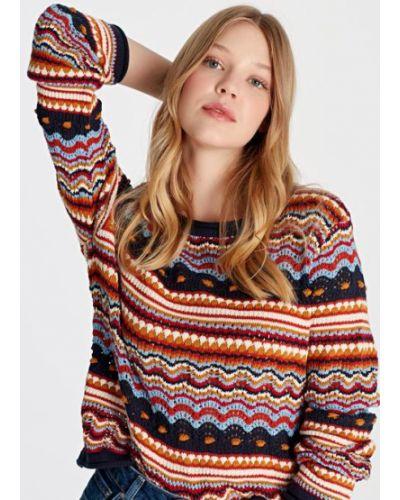 Хлопковый свитер Mavi
