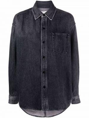 Koszula jeansowa - czarna Rag & Bone