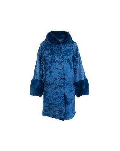 Пальто классическое зимнее с поясом American Legend