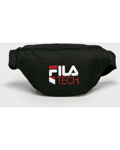 Поясная сумка текстильная Fila
