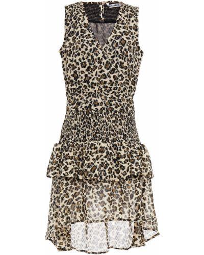 Платье с подкладкой из крепа Walter Baker
