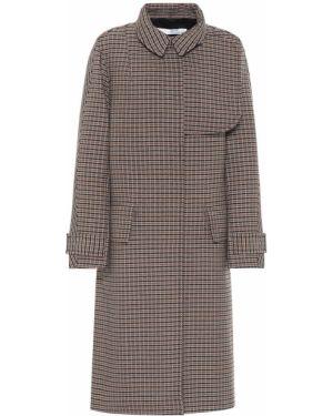 Płaszcz wełniany jesień Victoria Beckham
