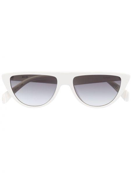 Облегченные прямые муслиновые солнцезащитные очки хаки Kaleos