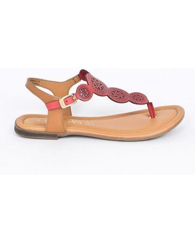 Коричневые сандалии S.oliver
