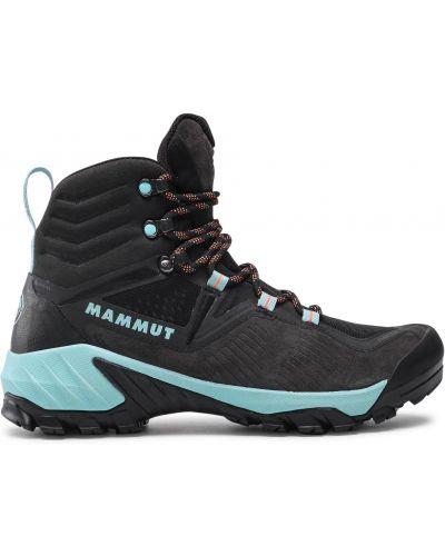 Ботинки - черные Mammut