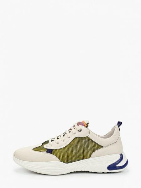 Кожаные кроссовки El Tempo