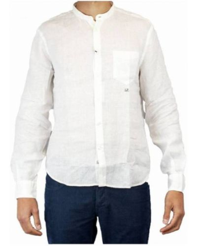 Biała koszula C.p. Company