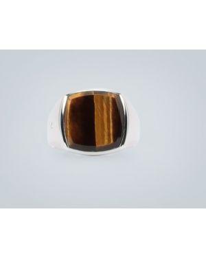Кольцо серебряный Tom Wood