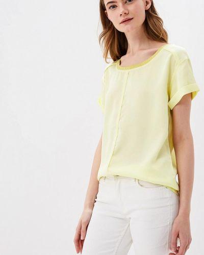 Желтая блузка Savage