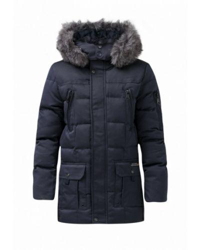 Куртка теплая синий Jan Steen