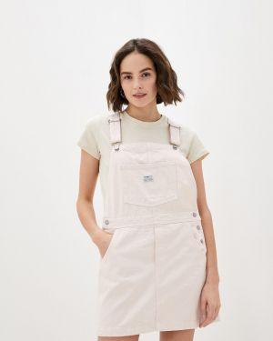 Платье розовое платье-сарафан Levi's®