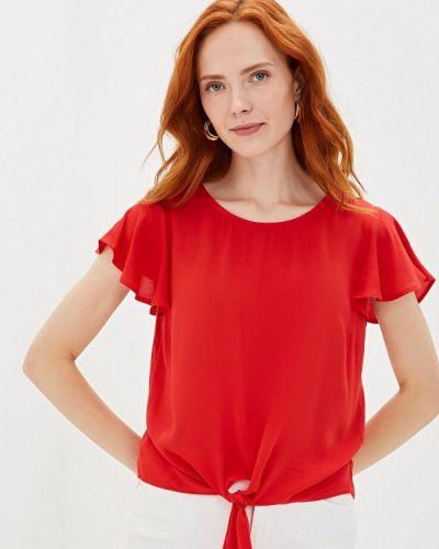 Блузка с коротким рукавом турецкий красная Lc Waikiki