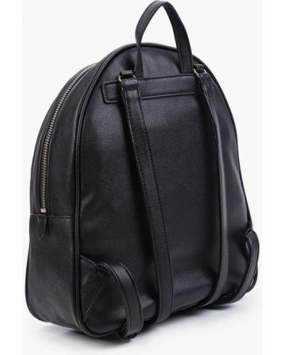 Черный зимний рюкзак Guess
