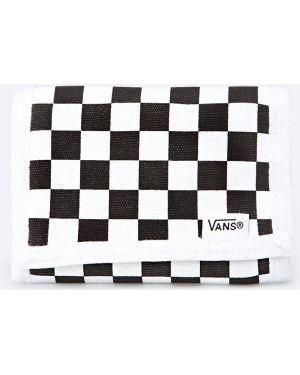 Кошелек текстильный с узором Vans