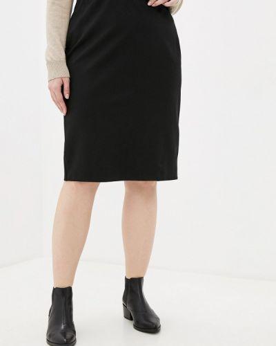 Юбка черная Zizzi