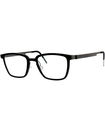 Czarne okulary Lindbergh