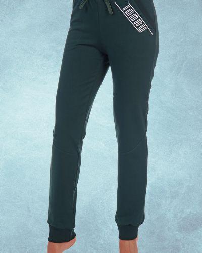 Спортивные брюки из футера Грандсток