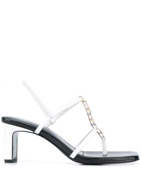 Czarne złote sandały Dorateymur