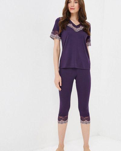 Пижама фиолетовый пижамный Batistcorp Ivanovo