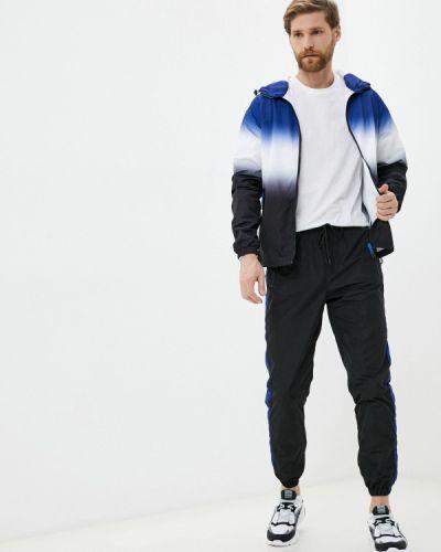Костюмный синий спортивный костюм Aarhon