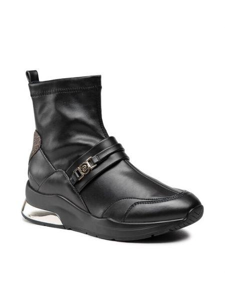 Sneakersy - czarne Liu Jo