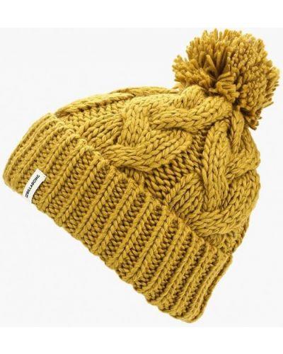 Желтая шапка осенняя Billabong