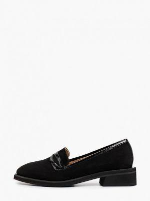 Черные туфли осенние Hestrend
