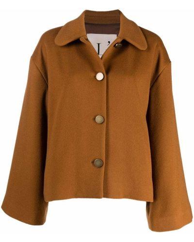 Рубашка с длинным рукавом - коричневая Lautre Chose