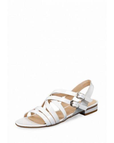 Белые сандалии Roberto Netti