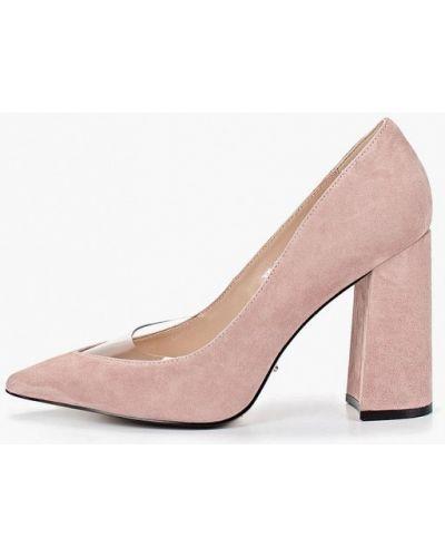 Замшевые туфли закрытые Calipso