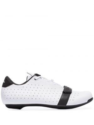 Klasyczne czarne sneakersy skorzane Rapha