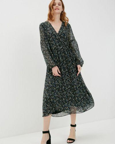Платье - черное Mbym
