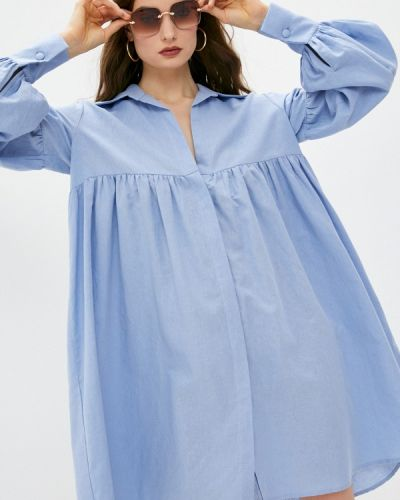 Пляжное платье - голубое Lautre Chose