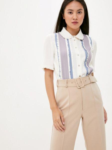 Блузка с коротким рукавом с короткими рукавами Laroom