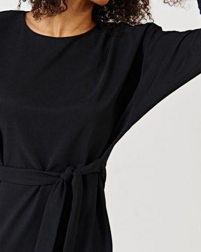 Платье миди однотонное свободного кроя Simple