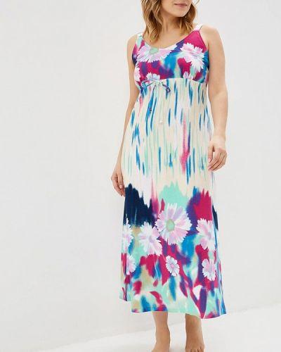 Разноцветное платье Лори