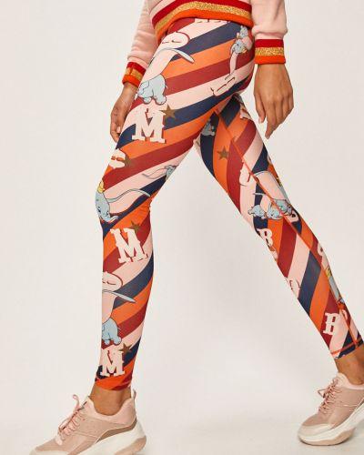 Spodnie z wzorem wzorzyste Femi Stories