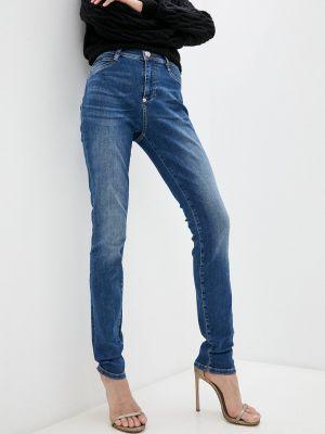 Зауженные джинсы - синие Philipp Plein